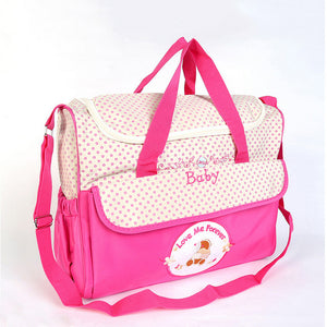 Lovely Baby Diaper Bag Mommy Bag
