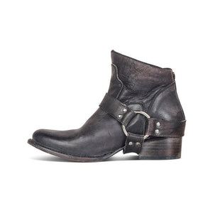 Newest Fashion Wild Style Short Low Heel Martin Boots