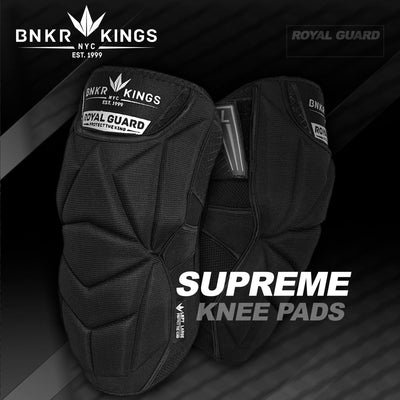 Bunker Kings V2 Supreme Knee Pads