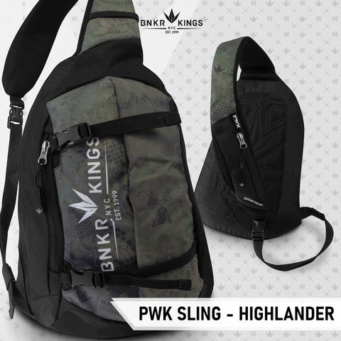 Bunkerkings PWK Sling - Highlander - Kickstarter Reward