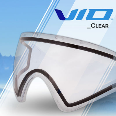 CMD/VIO Lens - Clear - by Virtue