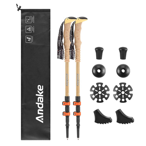 Carbon Trekking Pole 2PCS
