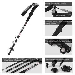 Alu7075 Trekking Pole 1PC