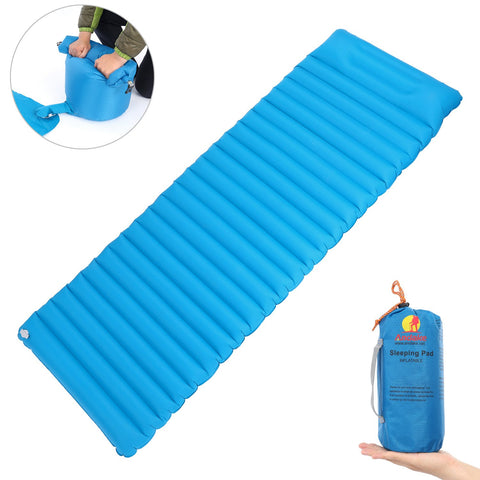 Inflatable Utralight Sleeping Mat