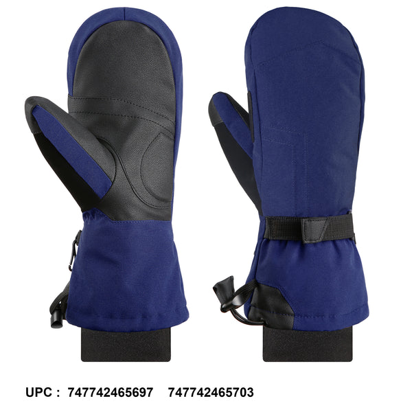 Andake Ski Down Mittens For Men