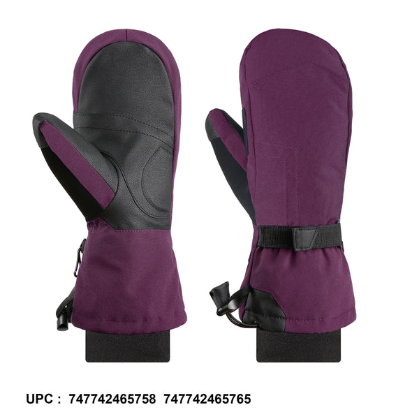 Andake Ski Down Mittens For Women