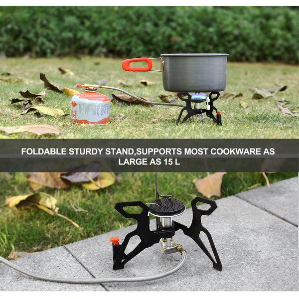 Camping Energy Saving Gas Stove