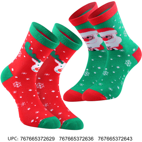 Andake Christmas Socks