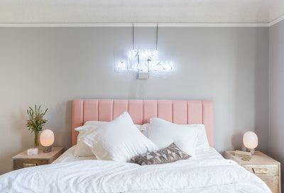 How To Make Your Bedroom Feel Extra Cozy With Lights