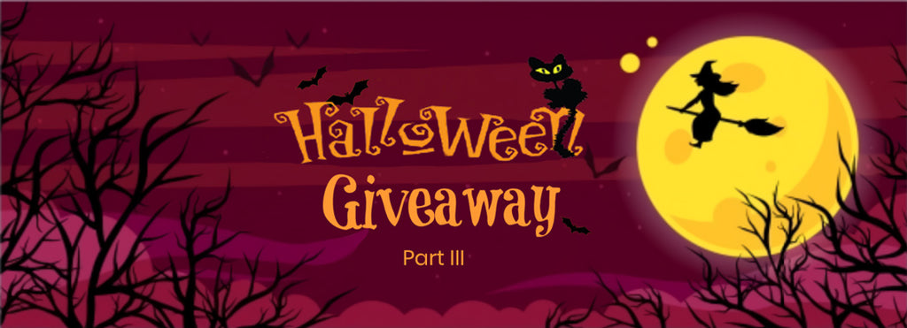 LOFTEK Halloween Giveaway Part III 2019