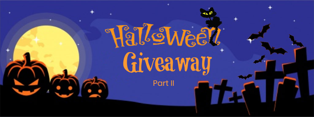 LOFTEK Halloween Giveaway Part II 2019