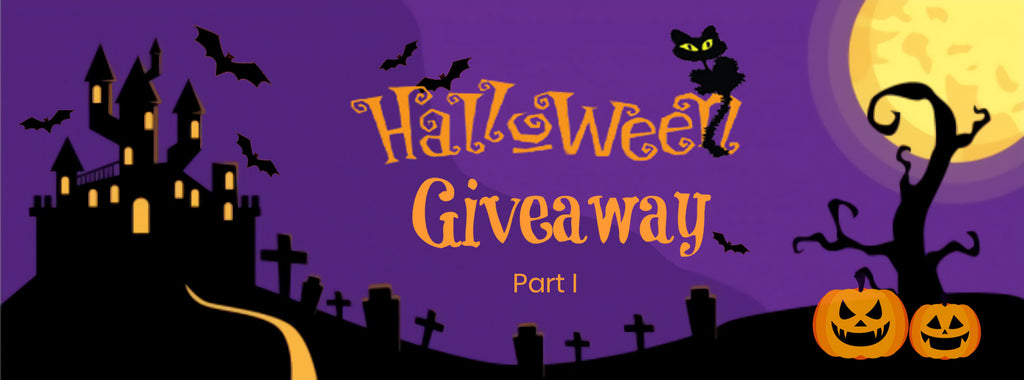 LOFTEK Halloween Giveaway Part I 2019