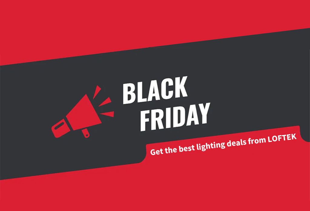 The Best Black Friday Sale for Lighting