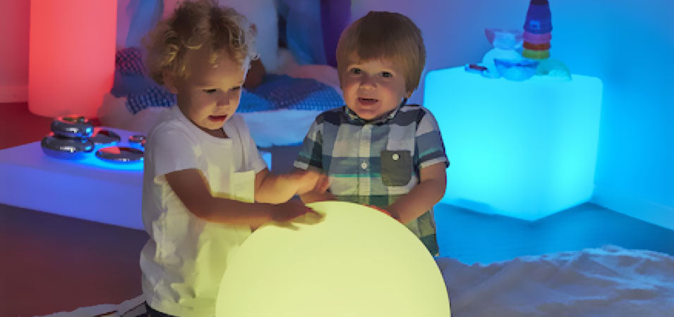 5 Key Benefits of Sensory Play and Light Up Toys for Your Children