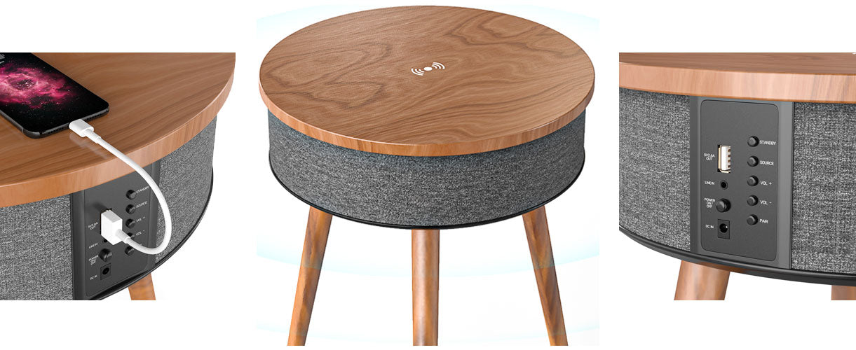 loftek bluetooth table