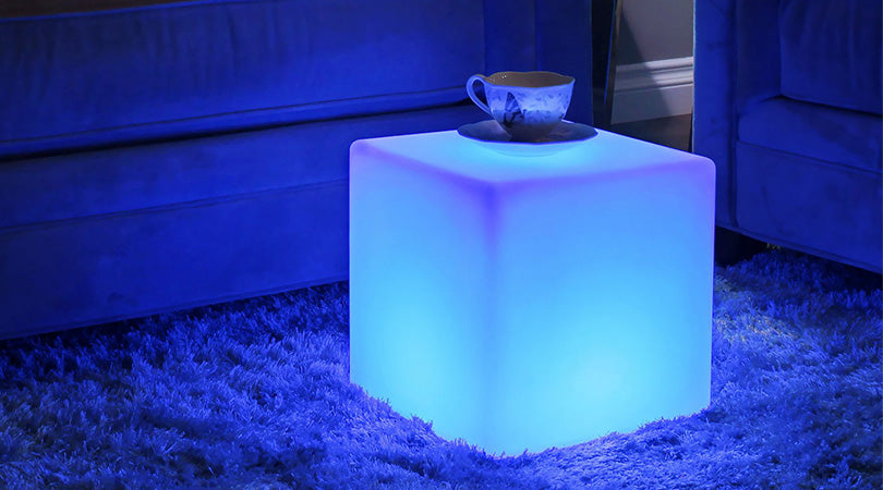LOFTEK RGB LED Cube Light