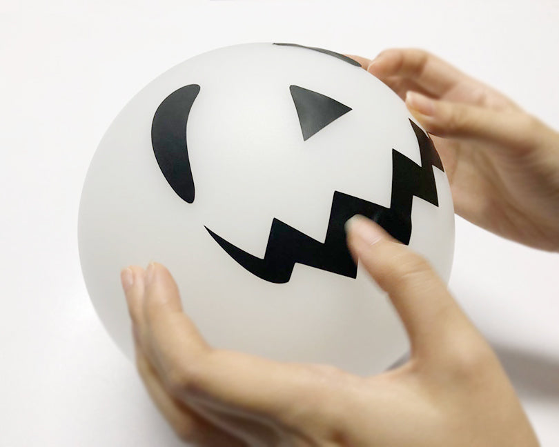 LOFTEK ball light halloween DIY 7