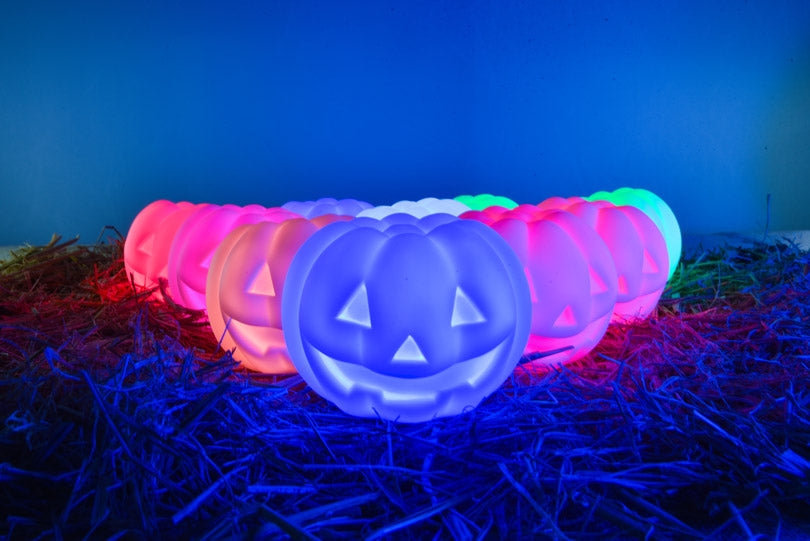 LOFTEK pumpkin light for Thanksgiving table decor