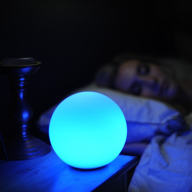 bedroom dimmer night light for helping sleep