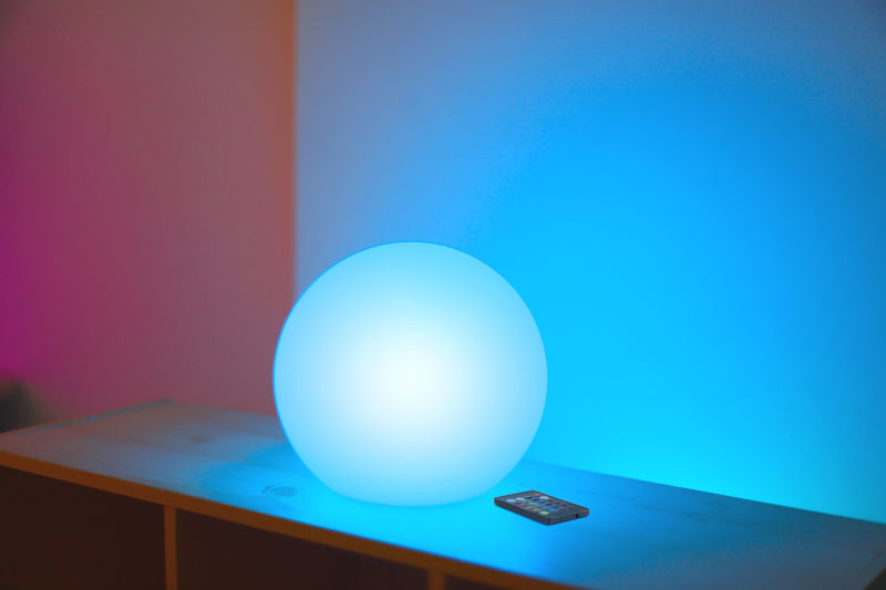 LOFTEK RBG LED Ball Light for home decor