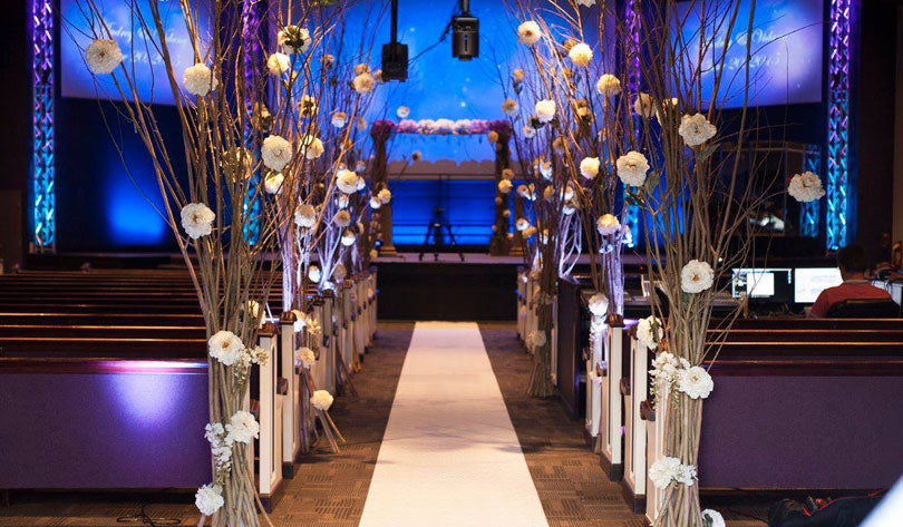 Natural Elements for party event planning