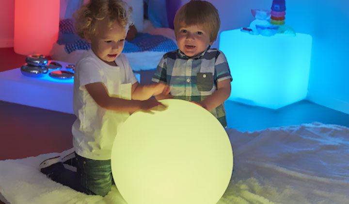 top sensory mood light up toy for kids room