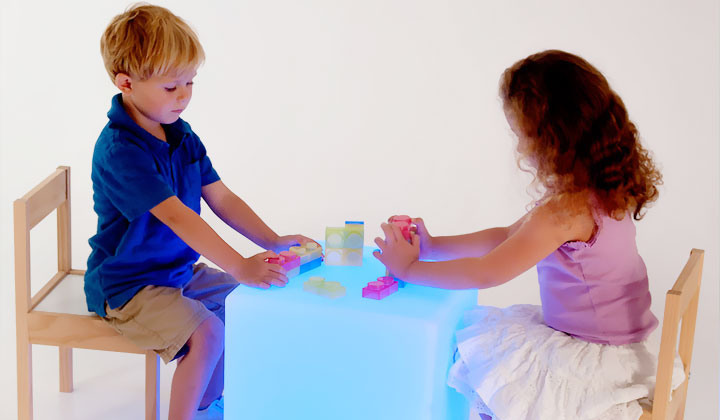 sensory light up toy for elementary education