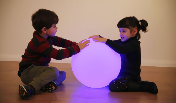 the benefits of sensory light up toy