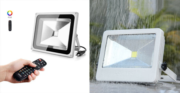 loftek led flood light proto nova plus