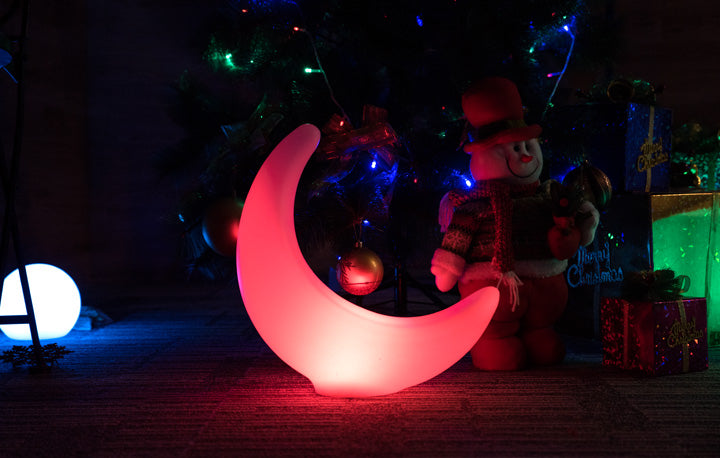 loftek moon led night lamp for home decoration