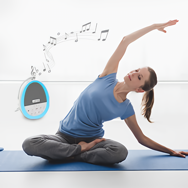LOFTEK White Noise Machine for your better rest
