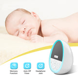LOFTEK White Noise Machine soothes your baby