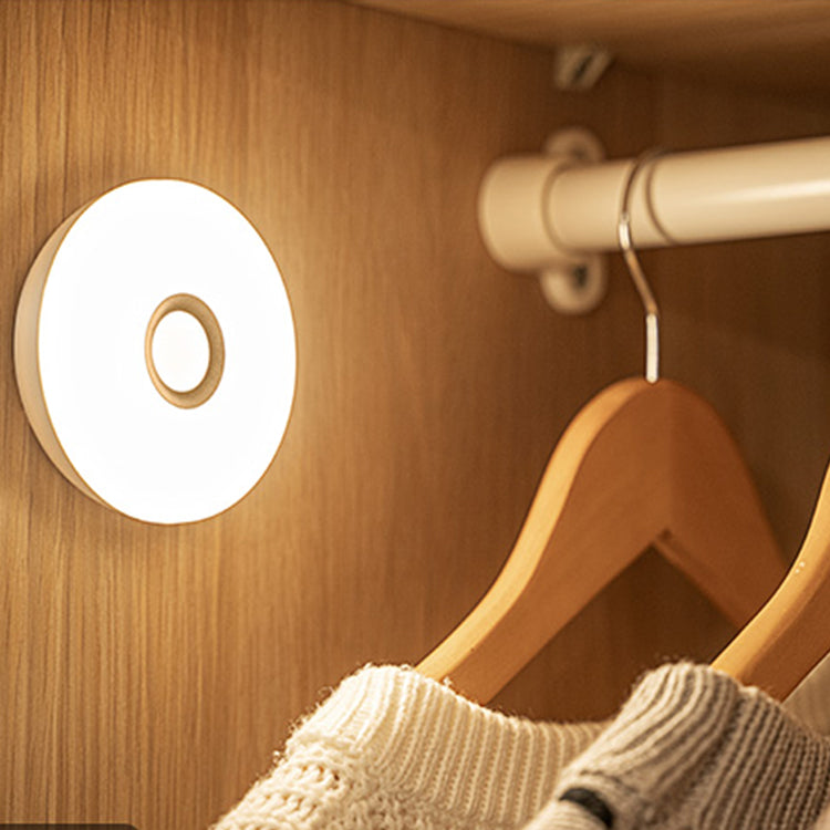 Induction wall light
