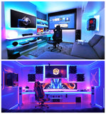 LED RGB Strip Lights