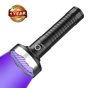 UV Tracker - 108 UV LEDs Flashlight