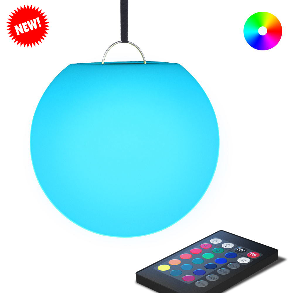 Upgraded 8-inch LED Ball Light