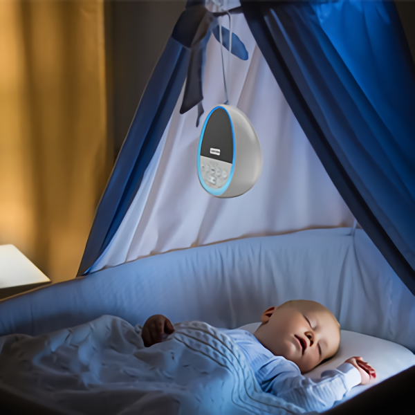 LOFTEK White noise machine for baby soothing