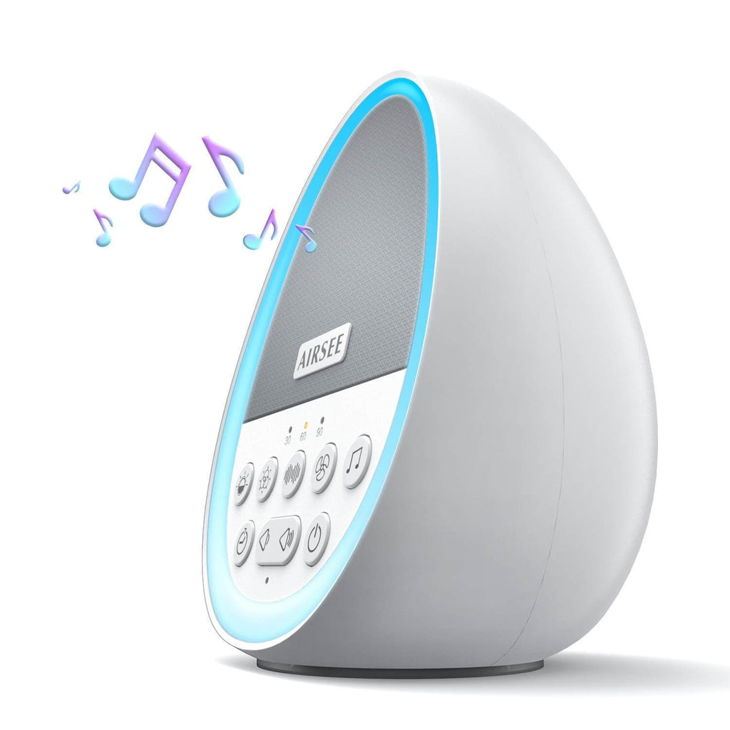 AirSee White Noise Sound Machine