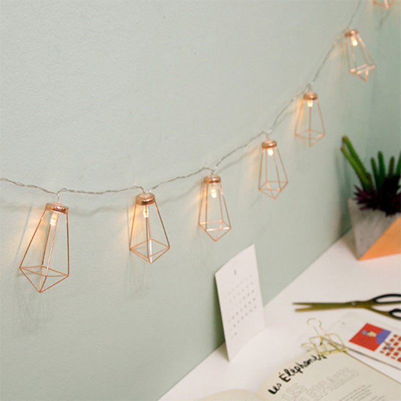 LED Diamond Shape String Light