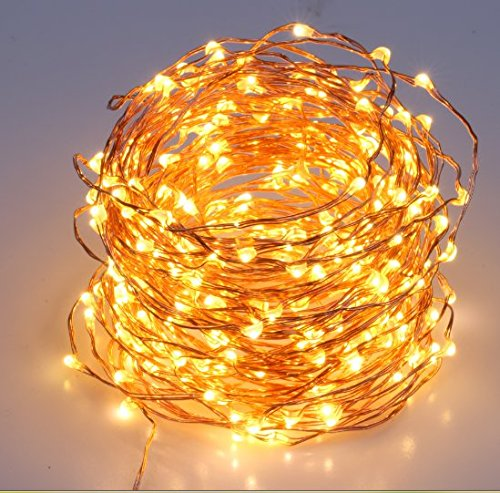 LED Copper Wire Starry String Lights