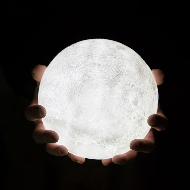 LOFTEK 3D Moon lamp for home decor