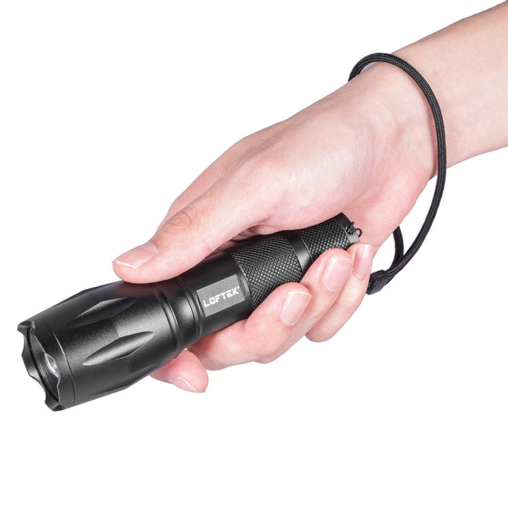 Tracker - Adjustable Focus Tactical Flashlight