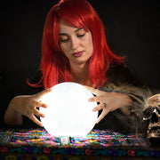 loftek led glowing orb for witch cosplay crystal ball