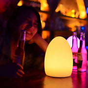 loftek egg mood light for table decor event tablesetting