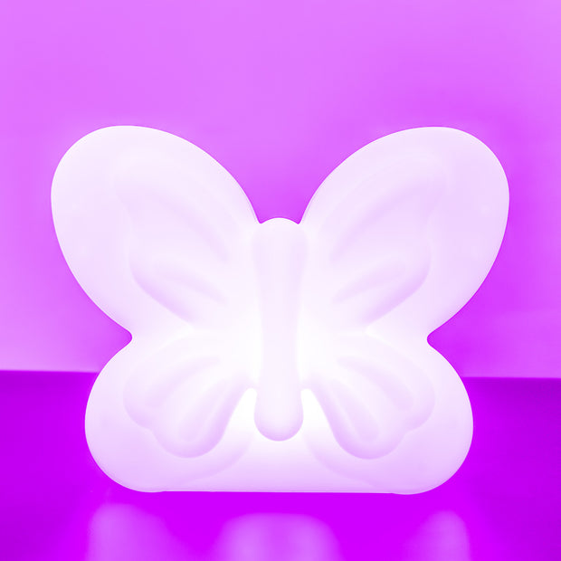 LED Night Light Mood Lamp with Butterfly Shape
