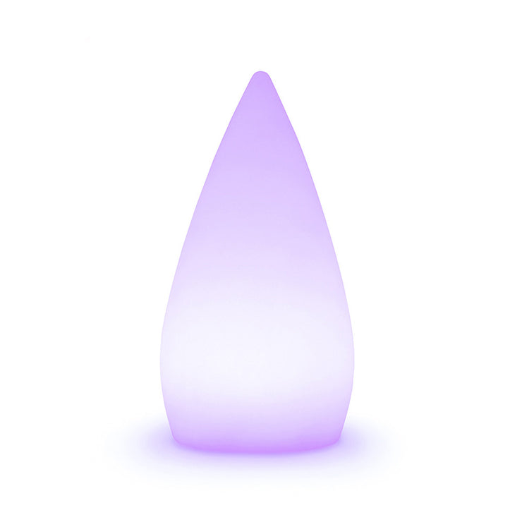 LED Night Light Mood Lamp with Candle Flame Shape