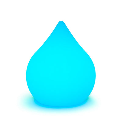 loftek teardrop color changing mood lamp for decorating