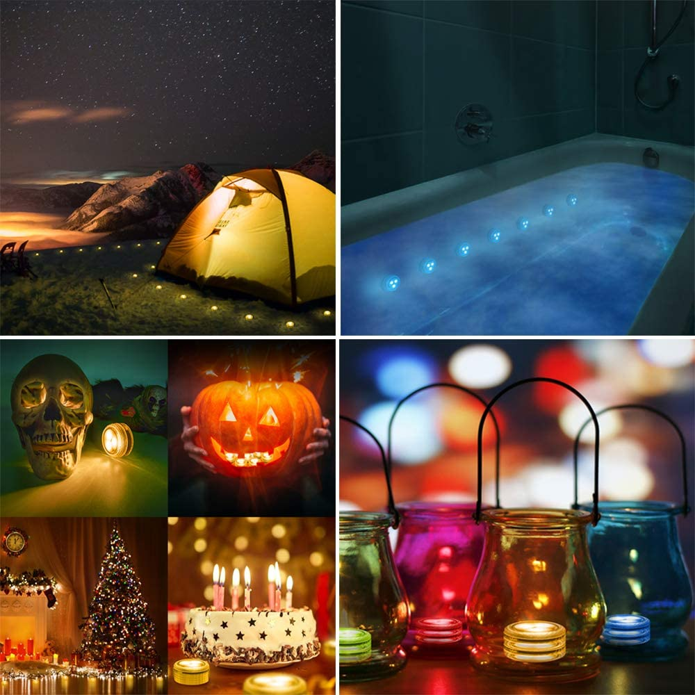 Mini 3 LED Submersible Pool Light