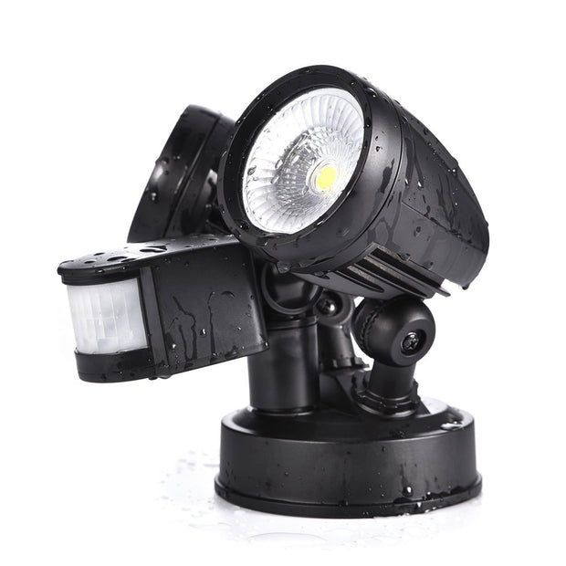 LOFTEK Motion Sensor Security Flood Light