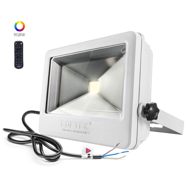 Nova Plus 50W Timing RGB LED Flood Light